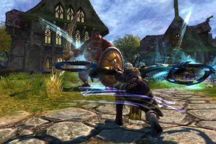 Kingdoms of Amalur: Reckoning screenshots Video Game